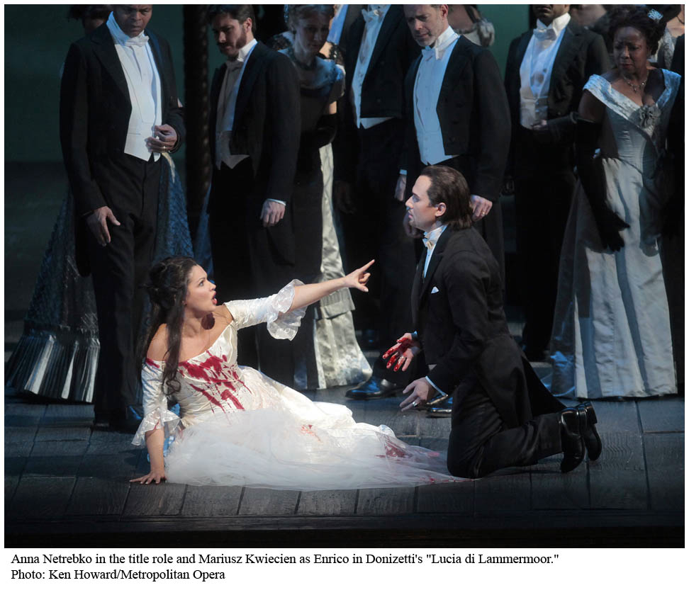 dessay lucia review Paris giulio cesare hugh canning  natalie dessay's repertoire seems to be in a state of flux although she recently returned to lucia di lammermoor at the met, her first cleopatra perhaps suggests a realignment of priorities, away from the high-flying bel canto roles towards music of less wide-ranging compass, if no less demanding.