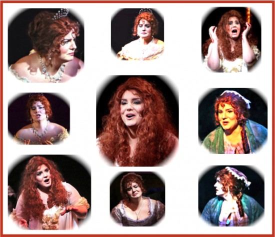 The many faces of Lucia (Rochelle Bard)
