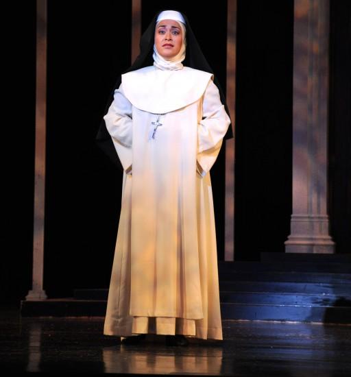 Soprano Cecilia Violetta López as Sister Angelica