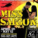 Playbill for Miss Saigon