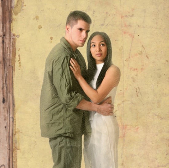 Danny Gould as Chris; Katherine Dela Cruz as Kim