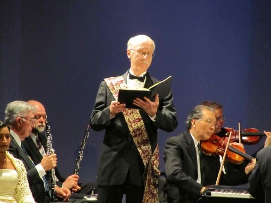 Zoroastro, a magician (bass Lee Strawn)