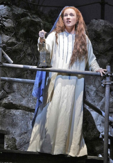 Sasha Cooke as Mary Magdalene