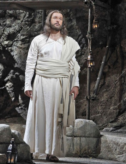 Nathan Gunn as Yeshua