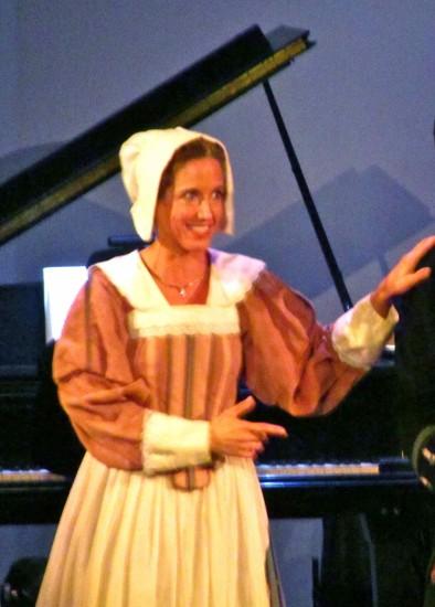 Meghan Dibble as Meg Page