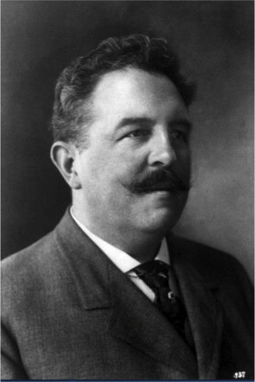 Victor Herbert; photo courtesy Wikimedia Commons