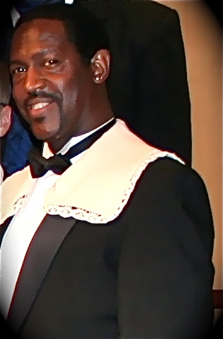 Orlando McCorkle as Christian