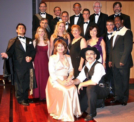 Complete cast of Cyrano