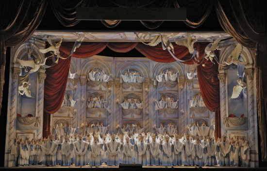 Mefistofele Prologue; San Francisco Opera Chorus