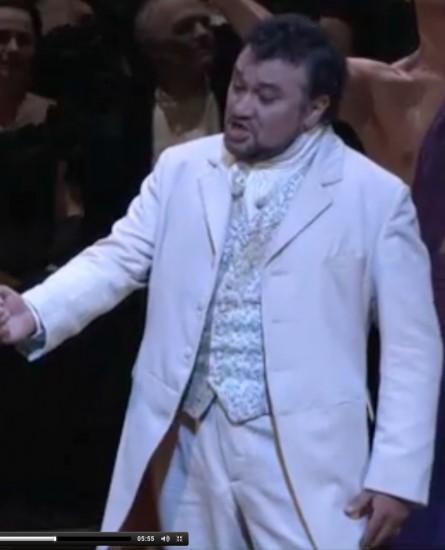 Ramón Vargas as Faust; video clip