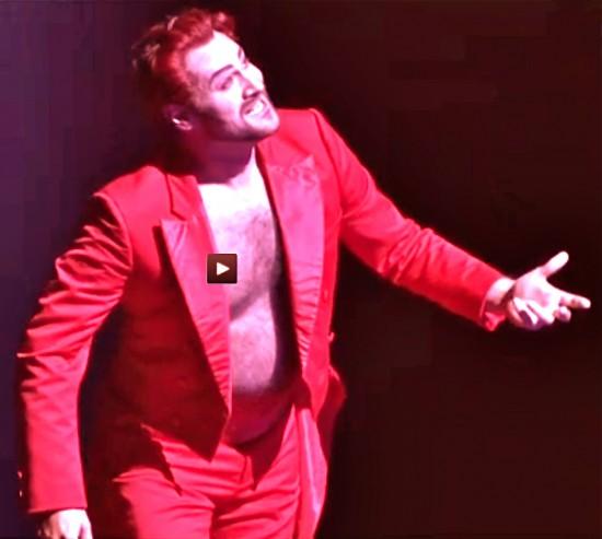 Prologue: Ildar Abdrazakov as Mefistofele; video clip