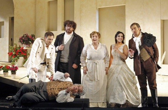 The Other Cast: Maurizio Muraro (Doctor Bartolo), Alek Shrader (Count Almaviva), Andrea Silvestrelli* (Don Basilio), Catherine Cook* (Berta), Daniela Mack (Rosina) and Audun Iversen (Figaro) (* Appeared in both casts)