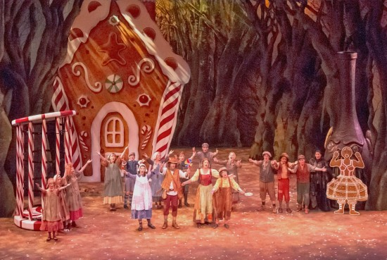 Hansel & Gretel Review – An Afternoon of Sheer Delight ...